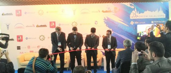 In Picture: Indonesia Promosikan Wisata Halal di Moscow Halal Expo 2017