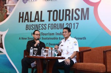 PPHI Halal Tourism Business Forum 2017 (PPHI – HTBF 2017 )