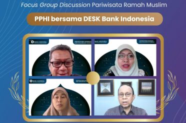 Focus Group Discussion (FGD) Pariwisata Ramah Muslim PPHI Bersama DEKS BI