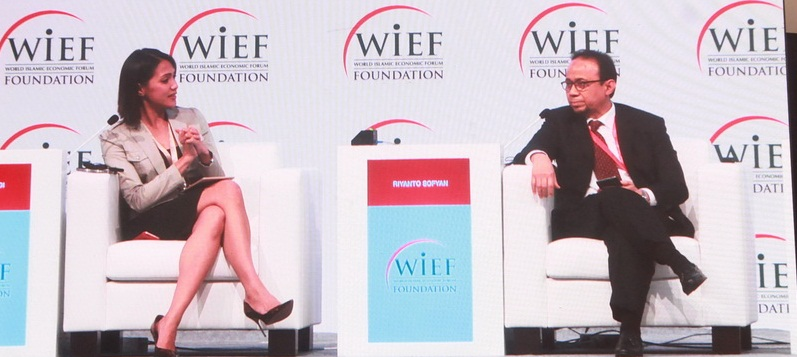 WIEF 2016 : Indonesia Minister of Tourism Announcing Halal Tourism